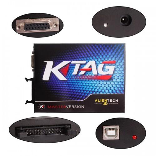 KTAG V2.10 ECU Programming Tool Master Version No Checksum Error 2