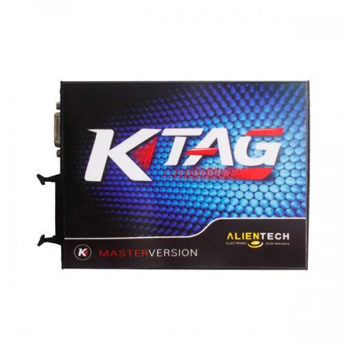 KTAG V2.10 ECU Programming Tool Master Version No Checksum Error 0