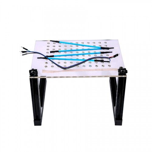 LED BDM Frame with Mesh and 4 Probe Pens for FGTECH BDM100 KESS KTAG K-TAG ECU Programmer Tool 0