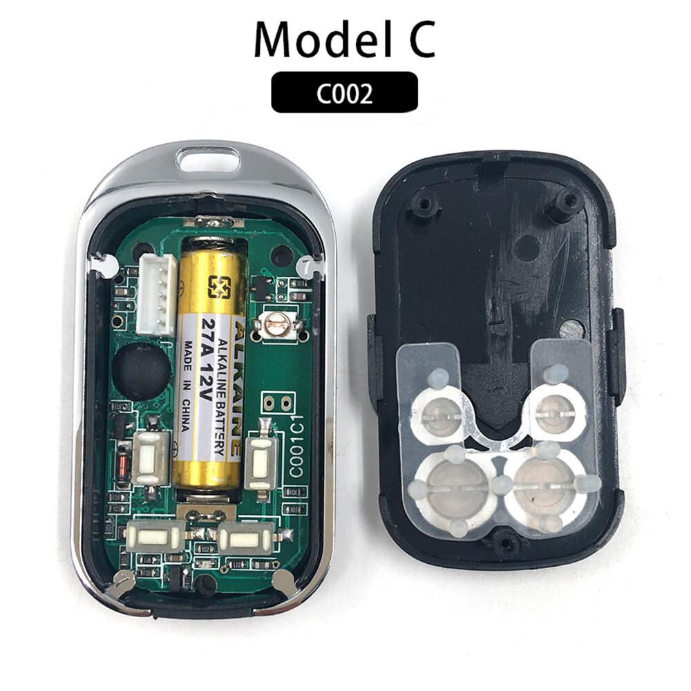 Original 4 Buttons Universal Wireless Remote Control Model ...
