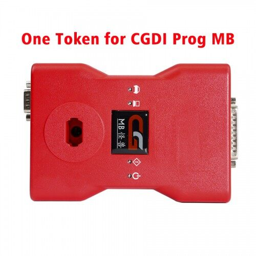 One Token for CGDI Prog MB Benz Car Key Programmer 0