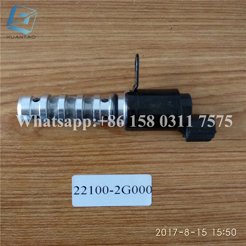 STOCK OE 24355-2G50022100-25013 22100-2G000 Variable Timing Solenoid For Korea Car 0