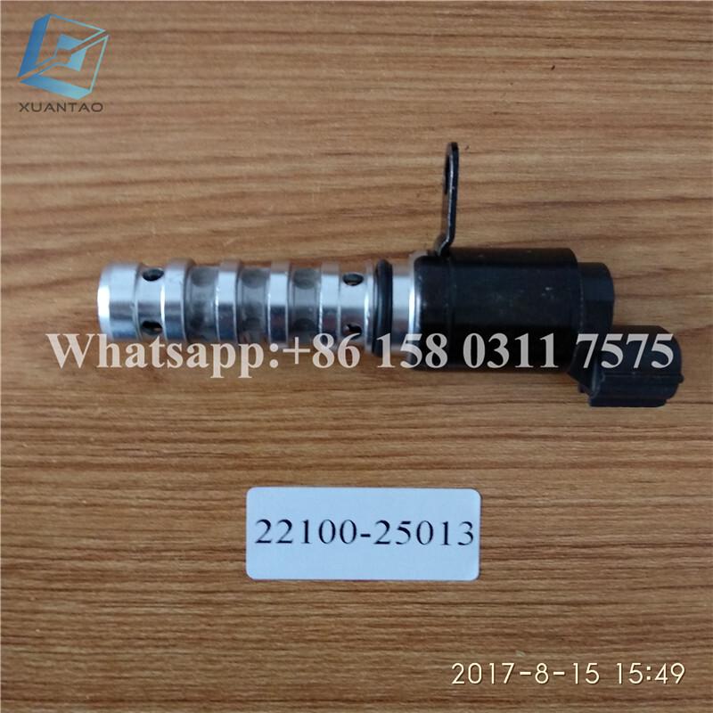 STOCK OE 24355-2G50022100-25013 22100-2G000 Variable Timing Solenoid For Korea Car 1