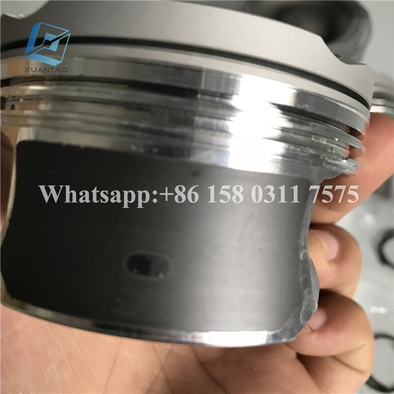 Stock Piston Kit 1.6T Fiesta ST Hatchback 4-Door 3