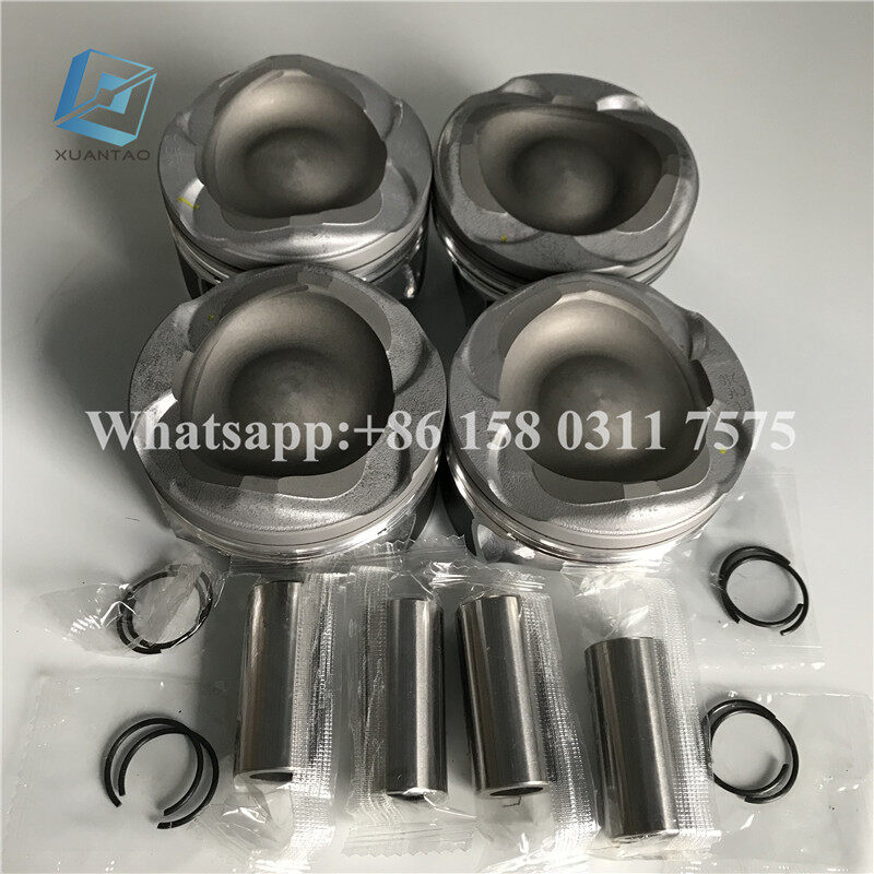 Stock Piston Kit 1.6T Fiesta ST Hatchback 4-Door 4
