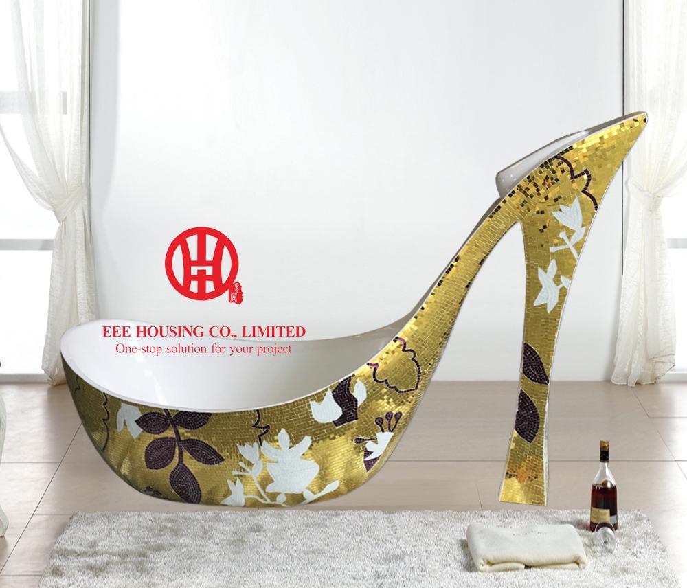 shoe-shaped Bathtub  0