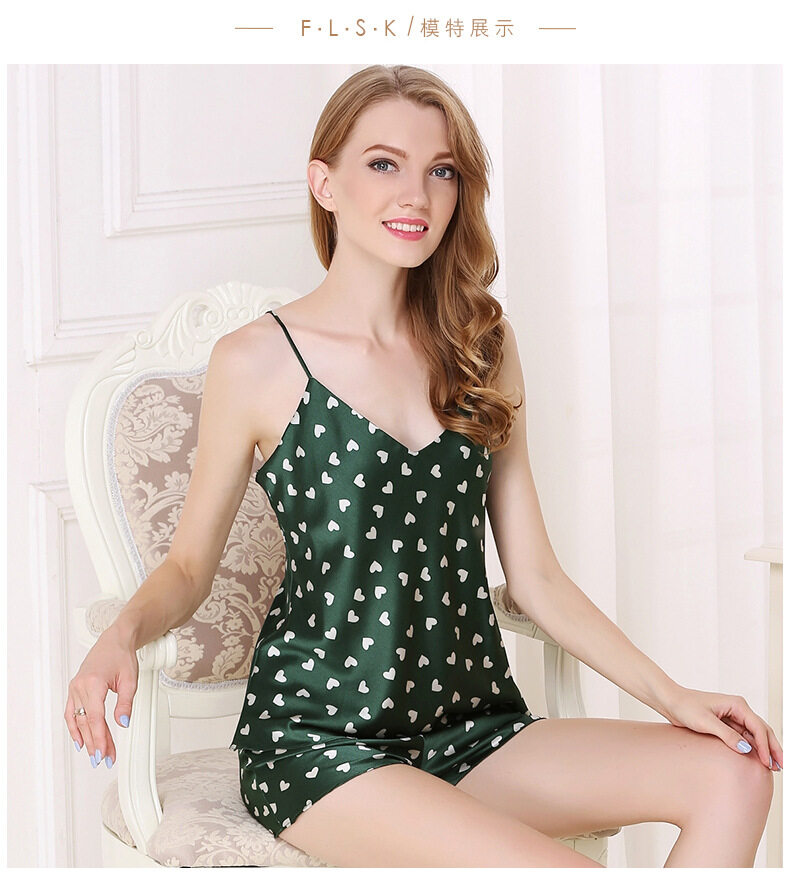 silk pajamas wi  sleeves Mulberry silk shirt home dress  T8118 0