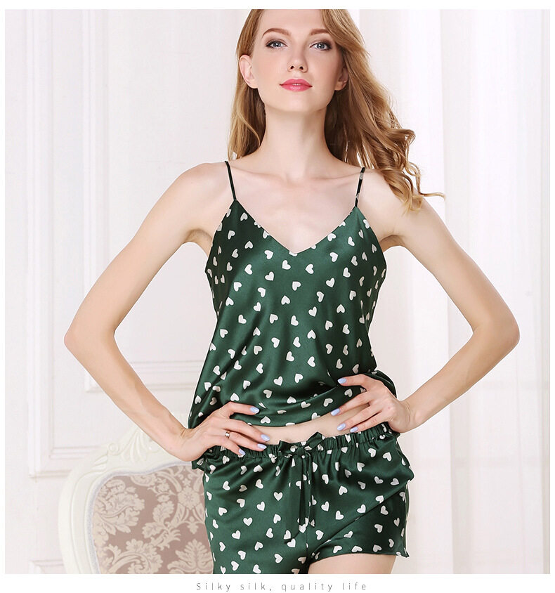 silk pajamas wi  sleeves Mulberry silk shirt home dress  T8118 1