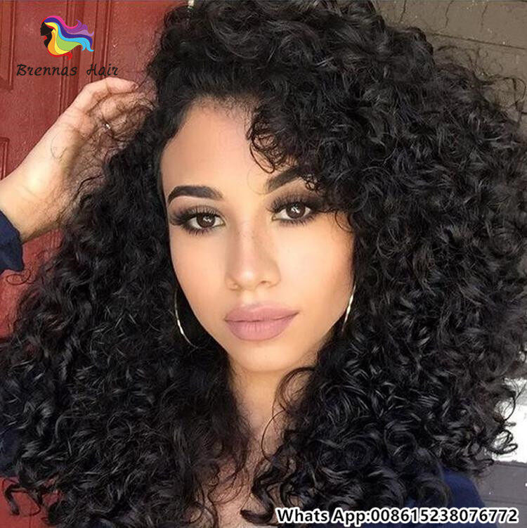 Fummi Hair Weaves 8 26inch Curly Human Hair Bundles For Black Women