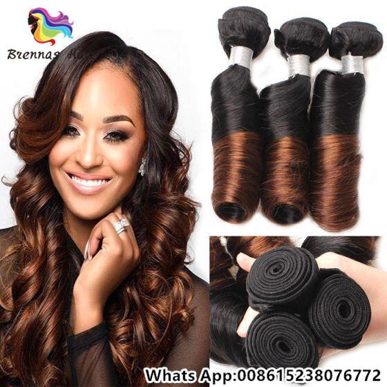 Fummi Hair Weaves 8 26inch Curly Human Hair Bundles For Black Women