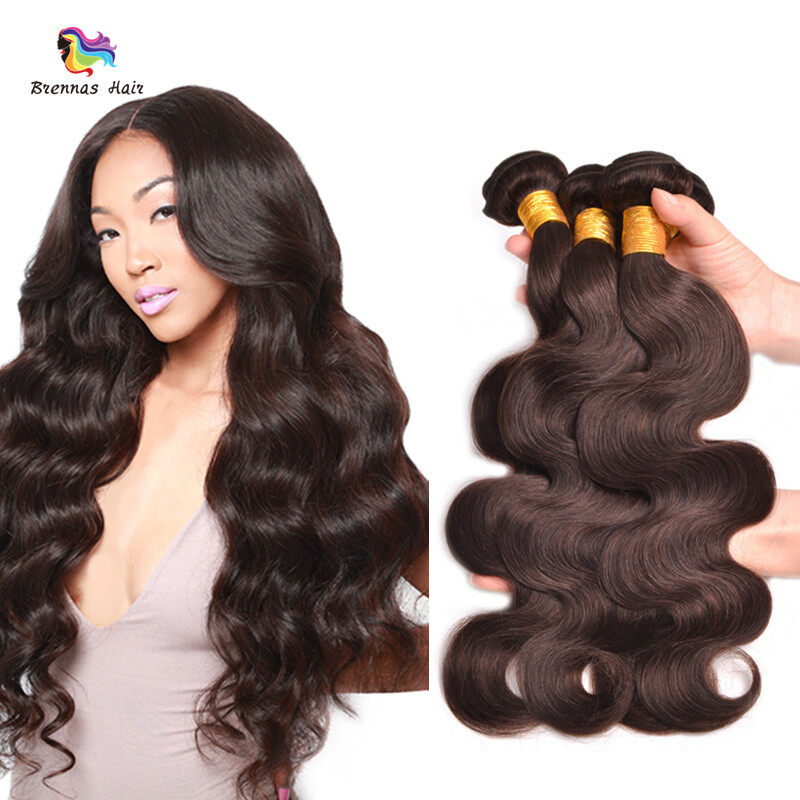 Brazilian Human Hair Body Wave Human Virgin Hair Bundles 33 Color