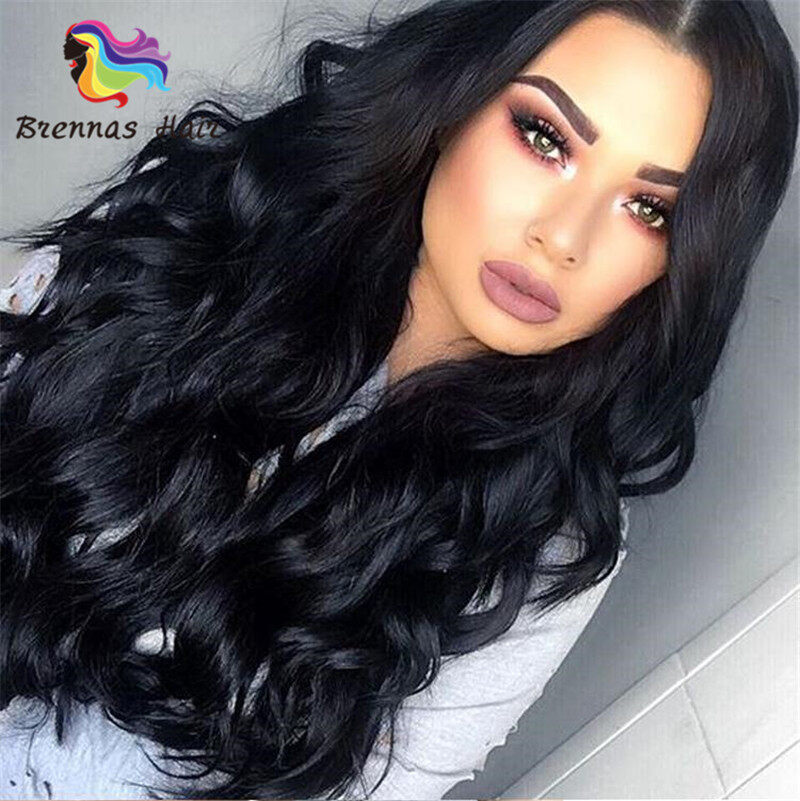 Funmi body double human hair 3 bundles high quality no shedding free tangle for balck women 0