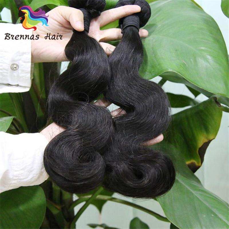 Funmi body double human hair 3 bundles high quality no shedding free tangle for balck women 1
