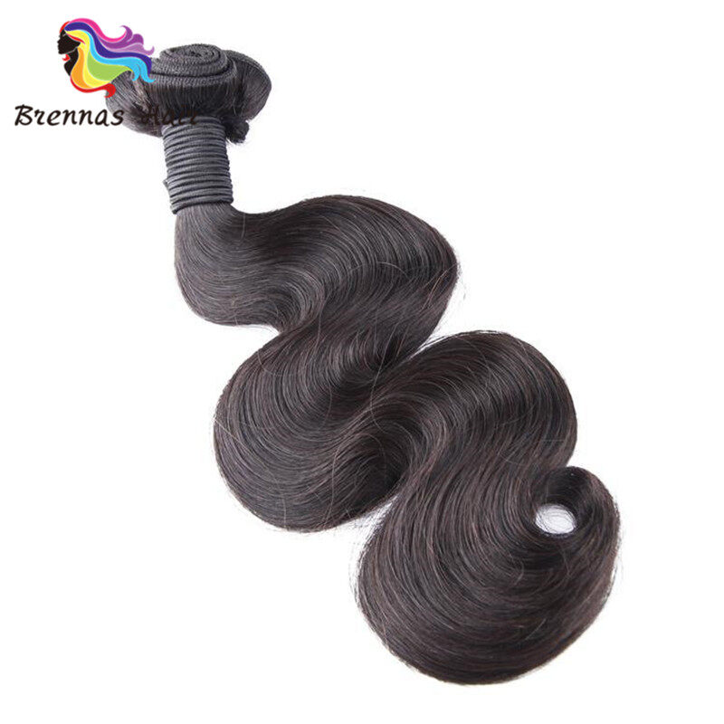 Funmi body double human hair 3 bundles high quality no shedding free tangle for balck women 4