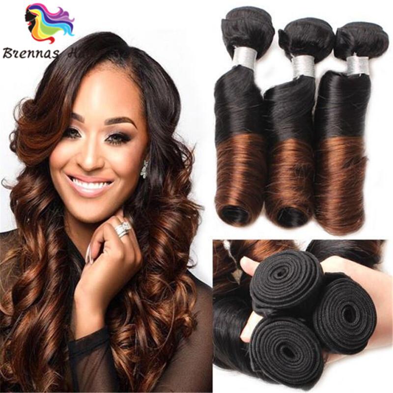 Fummi Hair Weaves 8 26inch Curly Human Hair Bundles For