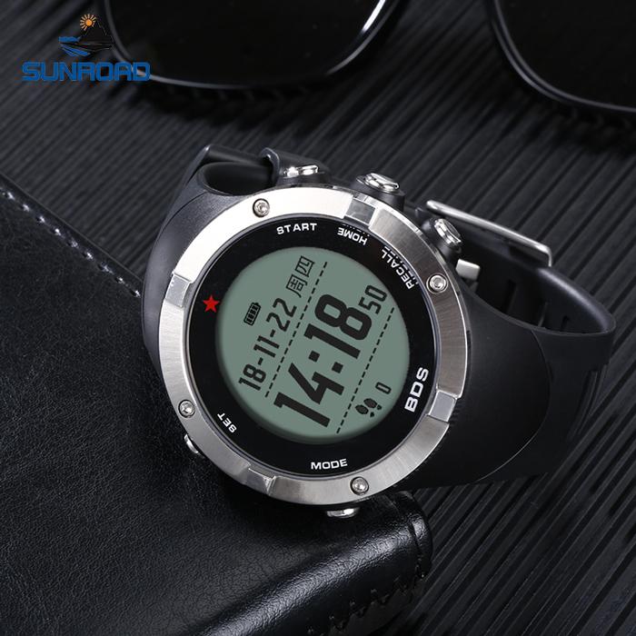 SUNROAD GPS heart rate sports watch Phantom series 0