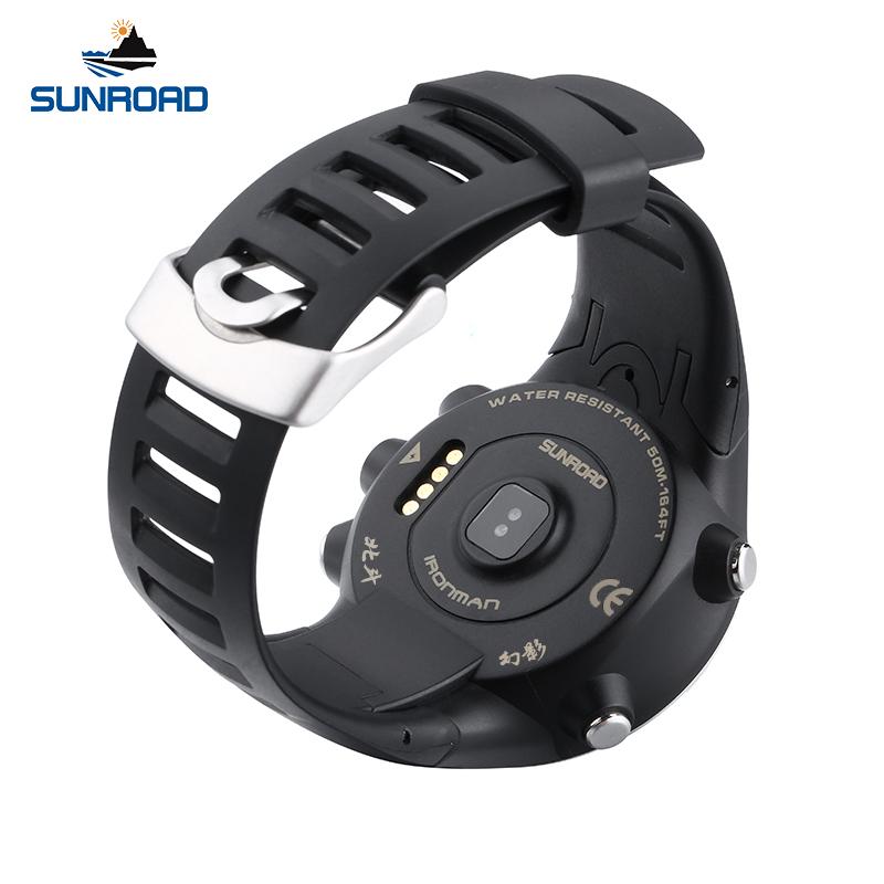 SUNROAD GPS heart rate sports watch Phantom series 2