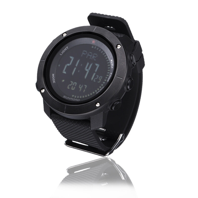 Outdoor sports watch for running walking climbing swimming camping carbine series 1