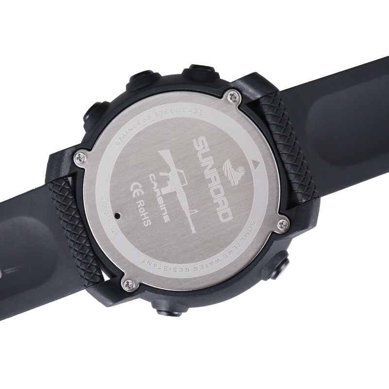 Outdoor sports watch for running walking climbing swimming camping carbine series 4