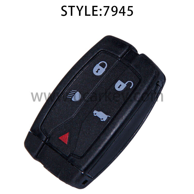 AK004012 for Land rover Freelander 5 Button Smart Card 433MHz ID46 PCF7945 0