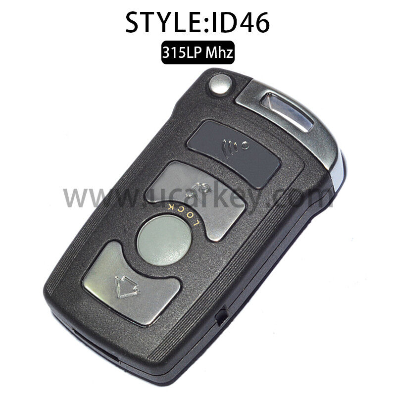 AK006030 for BMW 7 Series CAS1 Smart Card 315LP MHz ID46 PCF7945 0