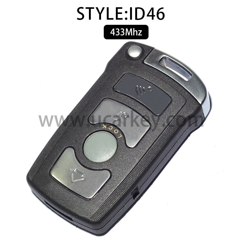 AK006031 for BMW 7 Series CAS1 Smart Card 433MHz ID46 PCF7945 0