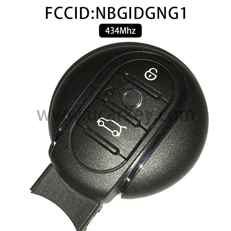 AK006048 NEW for BMW Mini 3 Button Smart Card 433MHz PCF7953P 0
