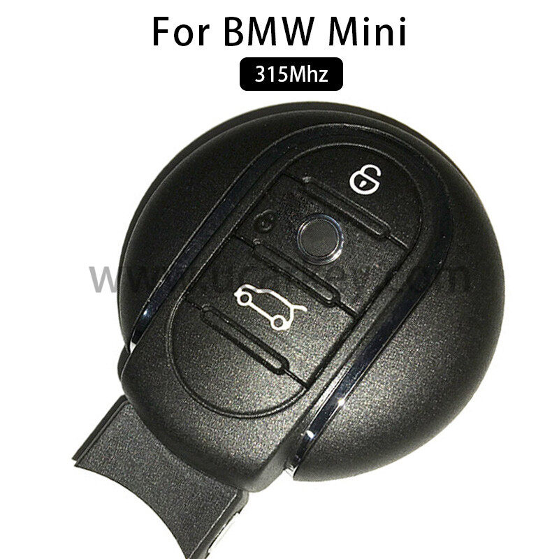 AK006049 NEW for BMW Mini 3 Button Smart Card 315MHz PCF7953P 0
