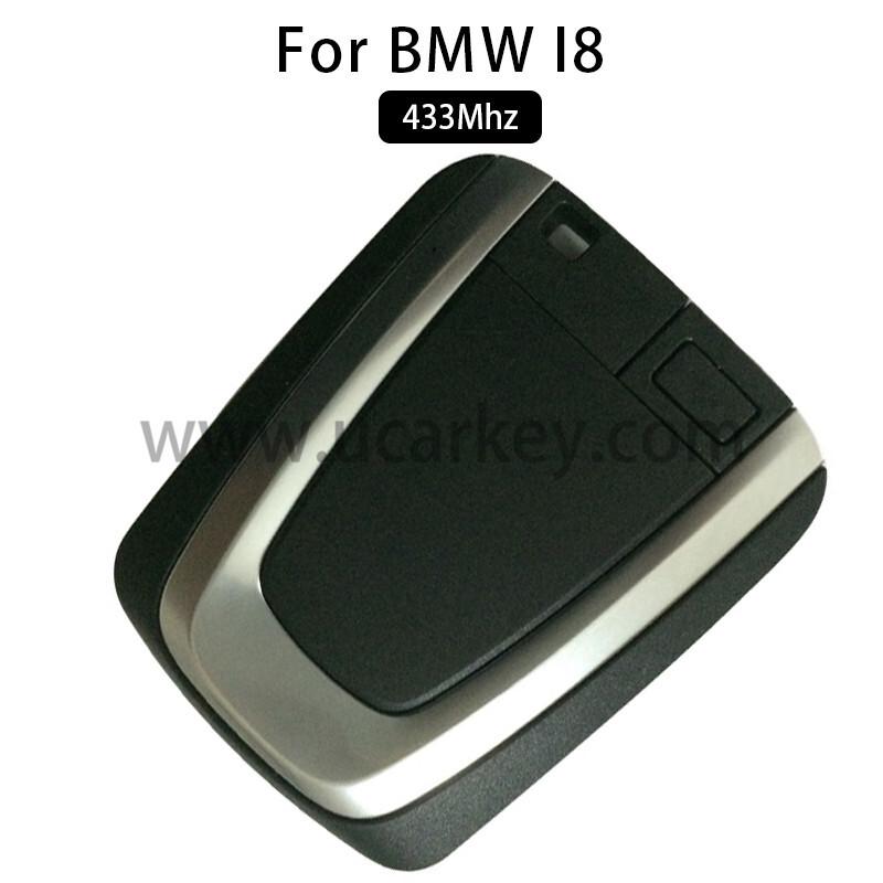 AK006051 for BMW I8 Smart Card 4 Button 434MHz PCF7953P Part No 5FA 011 226-15 1