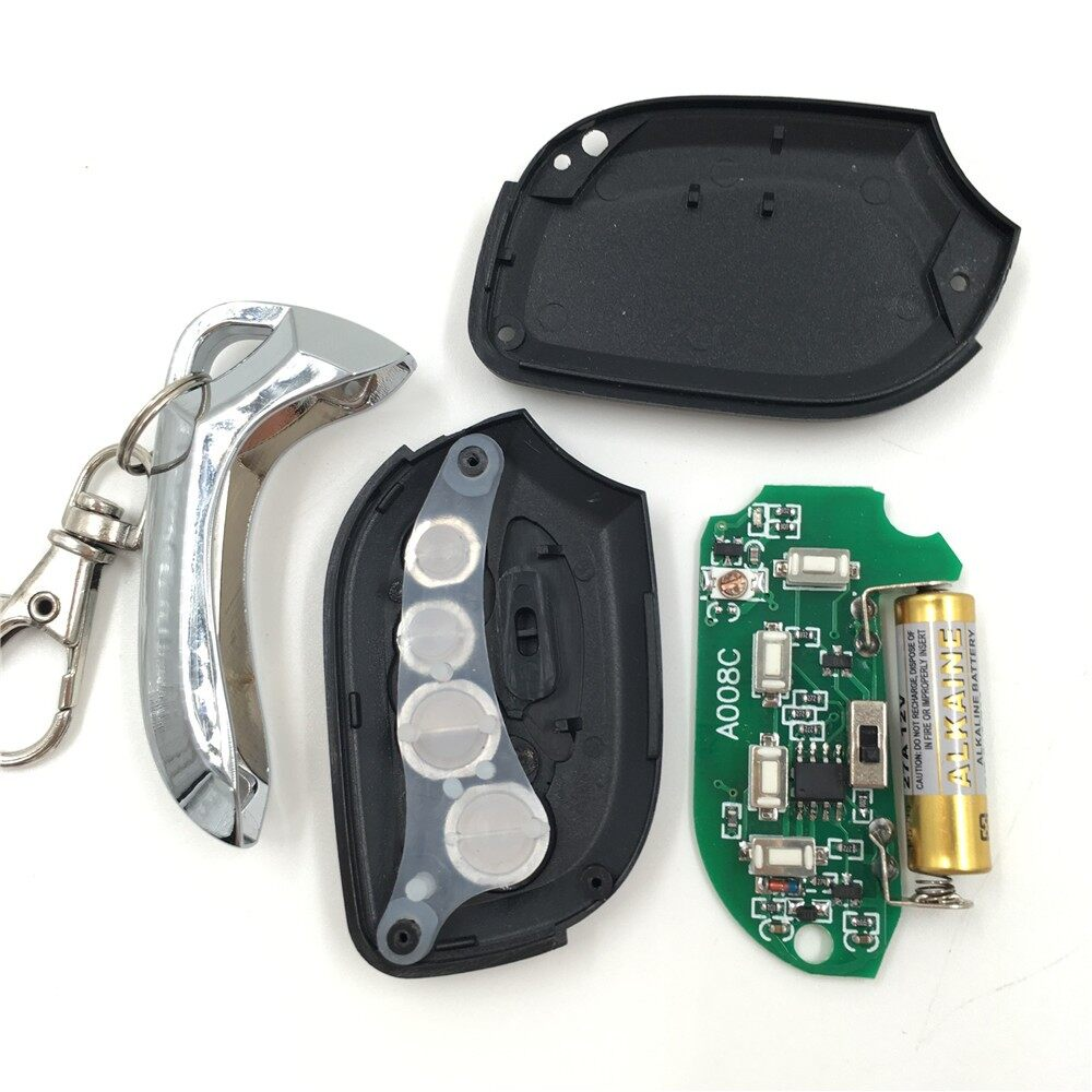 5pcs,Wireless Auto Copy Remote Control Duplicator Garage Doors/Auto Gate Doors Key 2