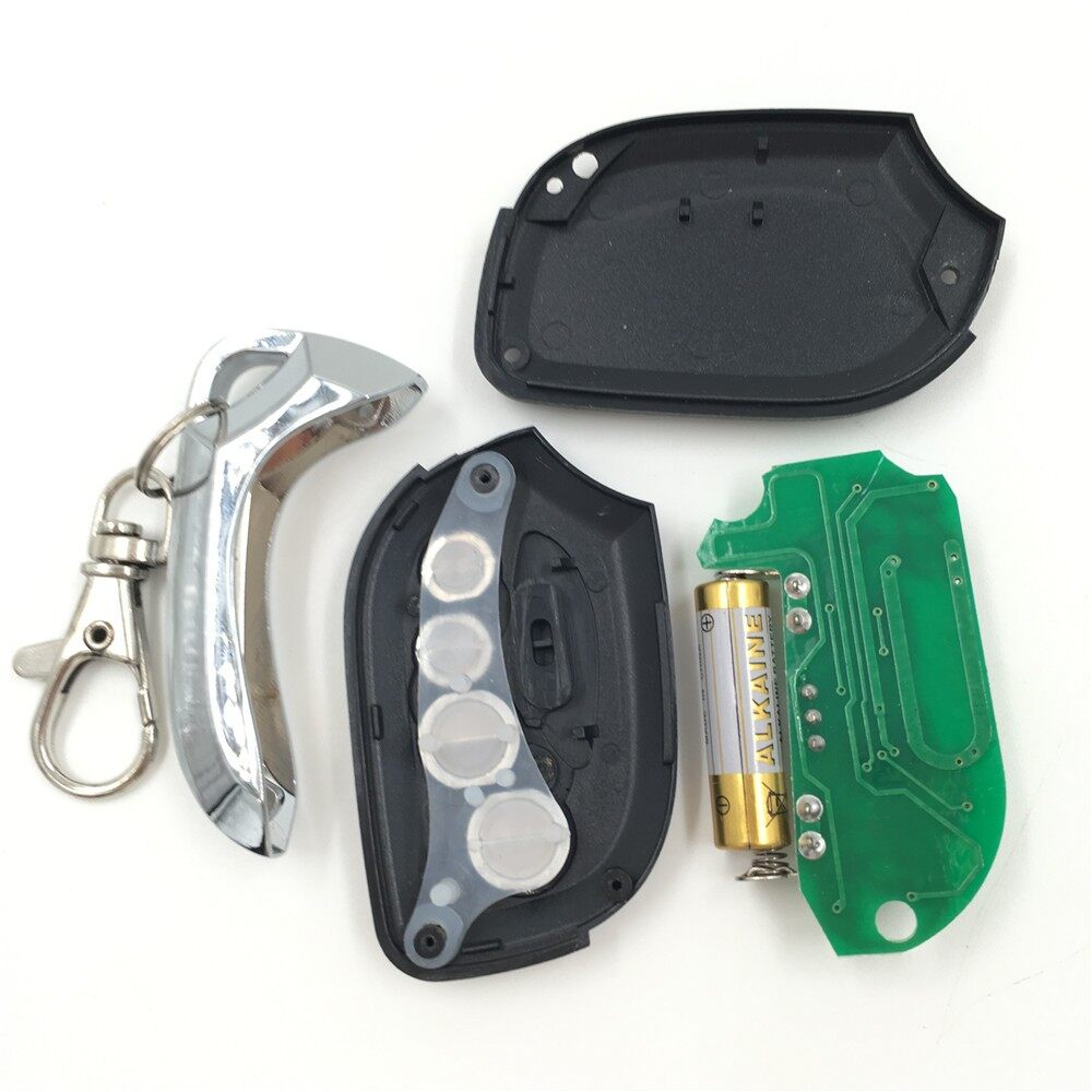5pcs,Wireless Auto Copy Remote Control Duplicator Garage Doors/Auto Gate Doors Key 3