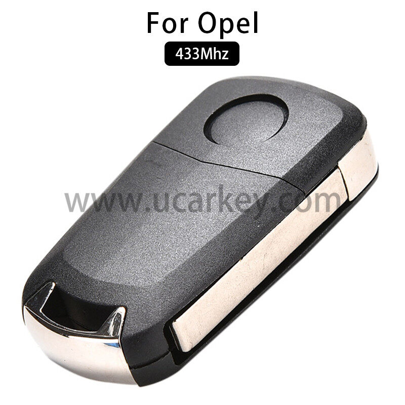 AK028019 2 Button Remote Car Key Fob 433Mhz PCF7941 for Vauxhall Opel Corsa D 2007-2012 1