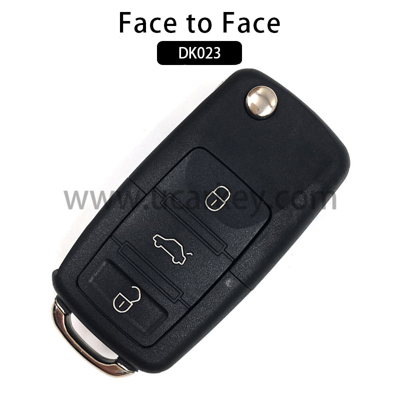 5PCS Wireless Auto Copy Remote Control Duplicato (Face to Face Copy) Privacy/Garage Door/Auto Gate Doors Key 0