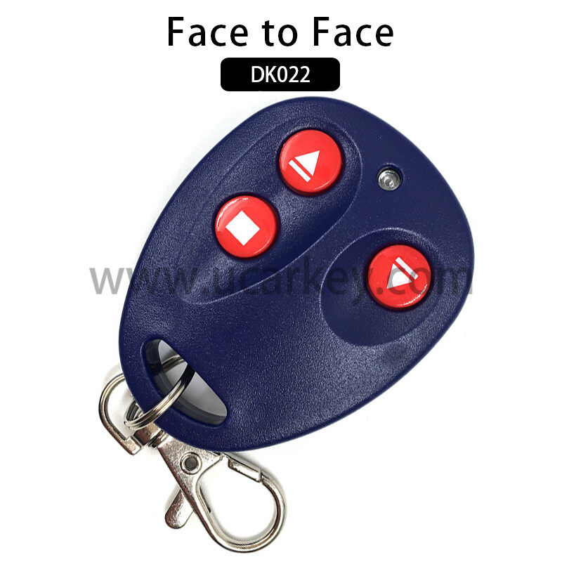 5pcs,Face to Face Copy Privacy 433MHz,Wireless Auto Remote Control Duplicator Adjustable frequency 290MHZ-450MHz 0