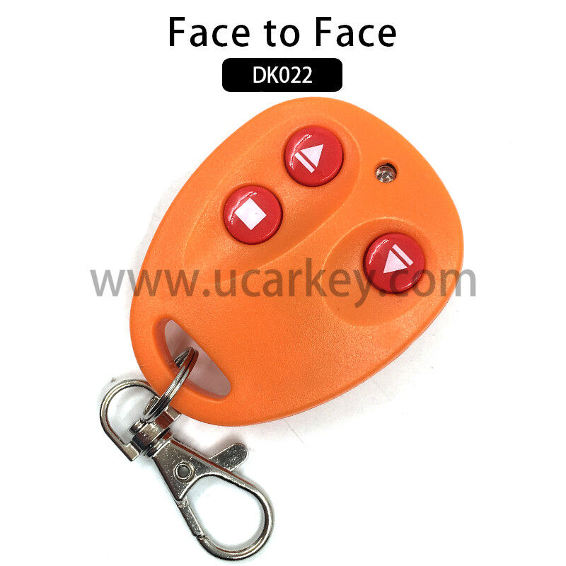 5pcs,Face to Face Copy Privacy 433MHz,Wireless Auto Remote Control Duplicator Adjustable frequency 290MHZ-450MHz 4