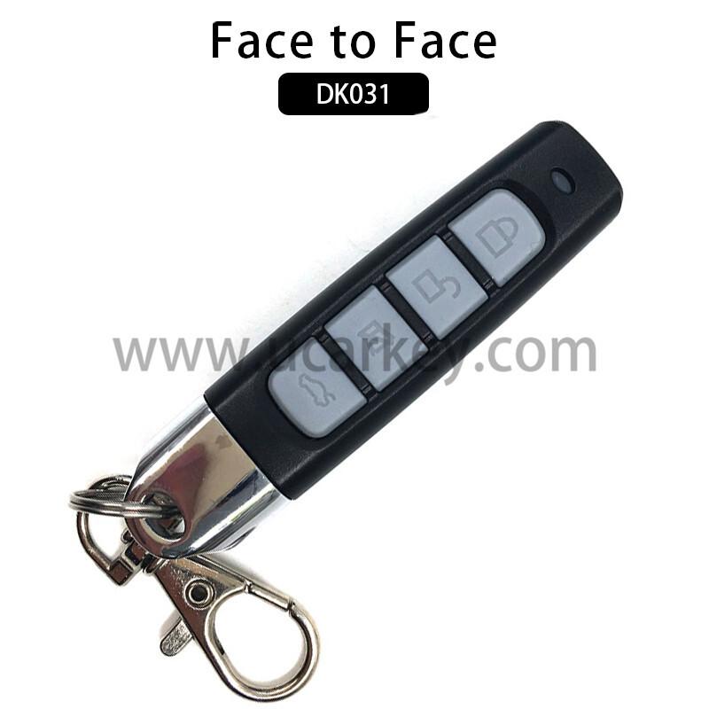 5pcs,MINI Cloning Wireless Auto Garage Door Remote Control Transmitter Duplicator ( Face To Face Copy) 315/330/433MHZ 0