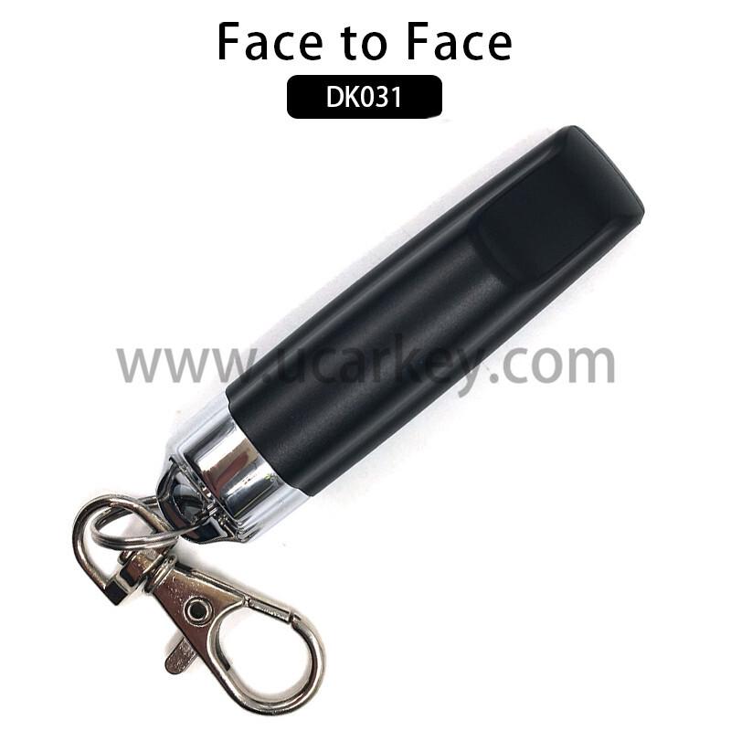5pcs,MINI Cloning Wireless Auto Garage Door Remote Control Transmitter Duplicator ( Face To Face Copy) 315/330/433MHZ 1
