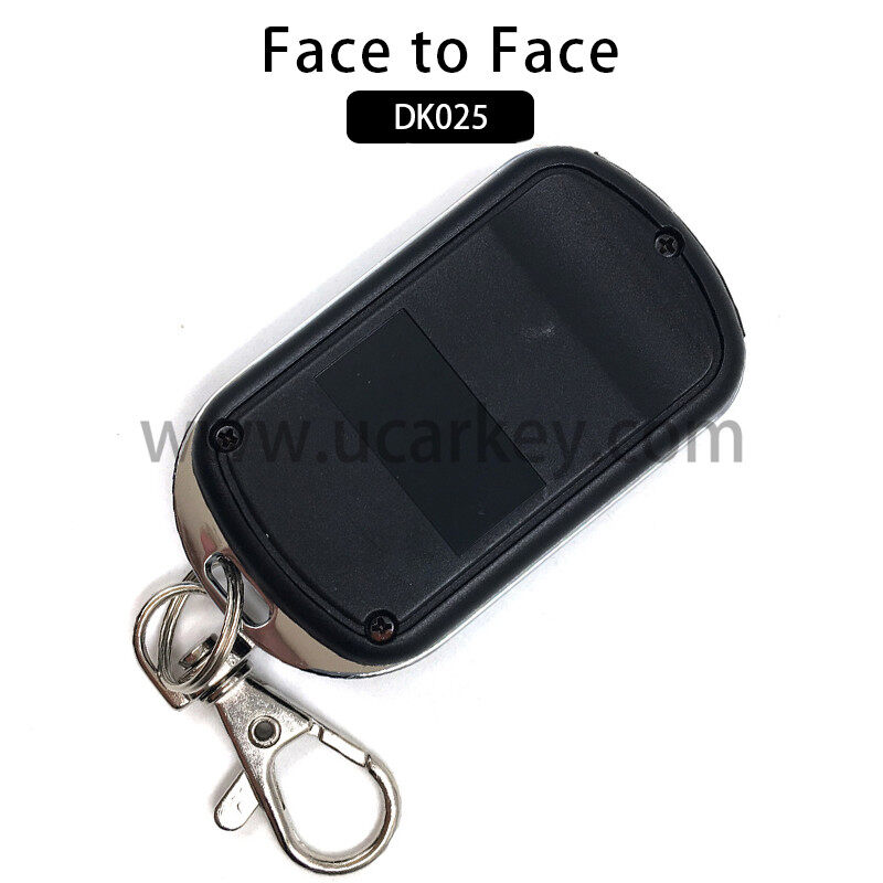 5pcs,New Waterproof Metal Wireless RF Remote Control Auto Duplicator Face to Face for garage door key 5