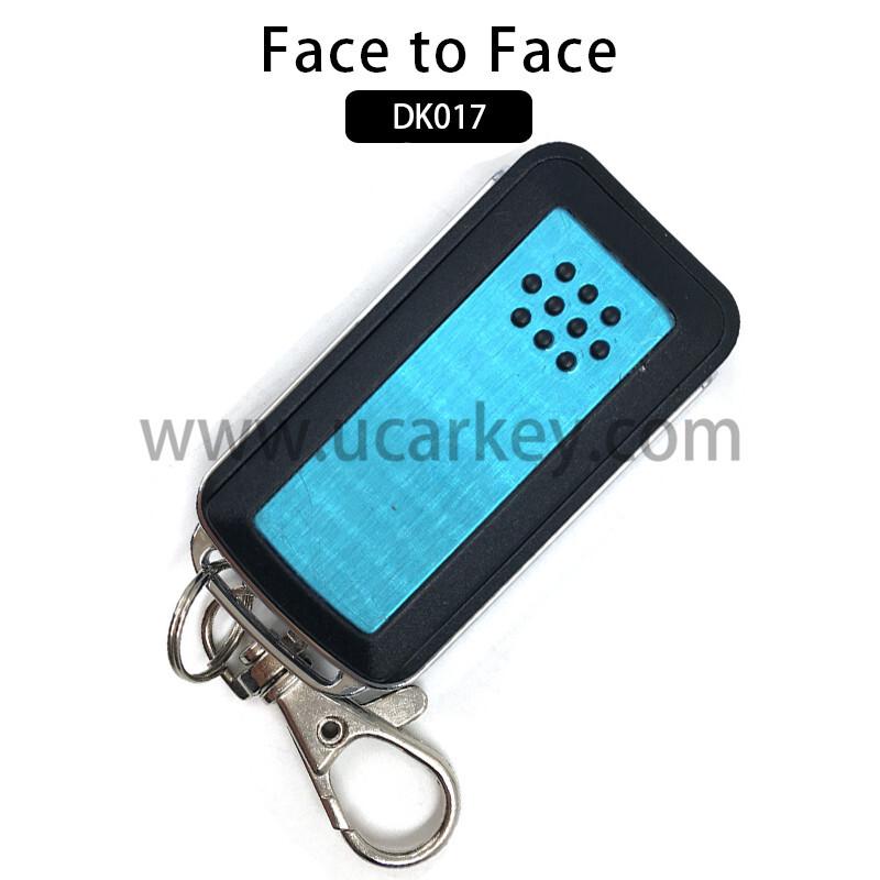5pcs,Wireless Cloning Garage Door Remote Control Transmitter Duplicator Self Copy for garage door/motorcycles key 0