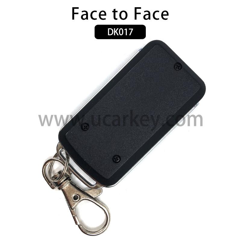 5pcs,Wireless Cloning Garage Door Remote Control Transmitter Duplicator Self Copy for garage door/motorcycles key 1