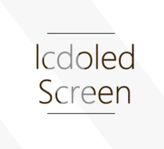 LCDOLED Online Shop
