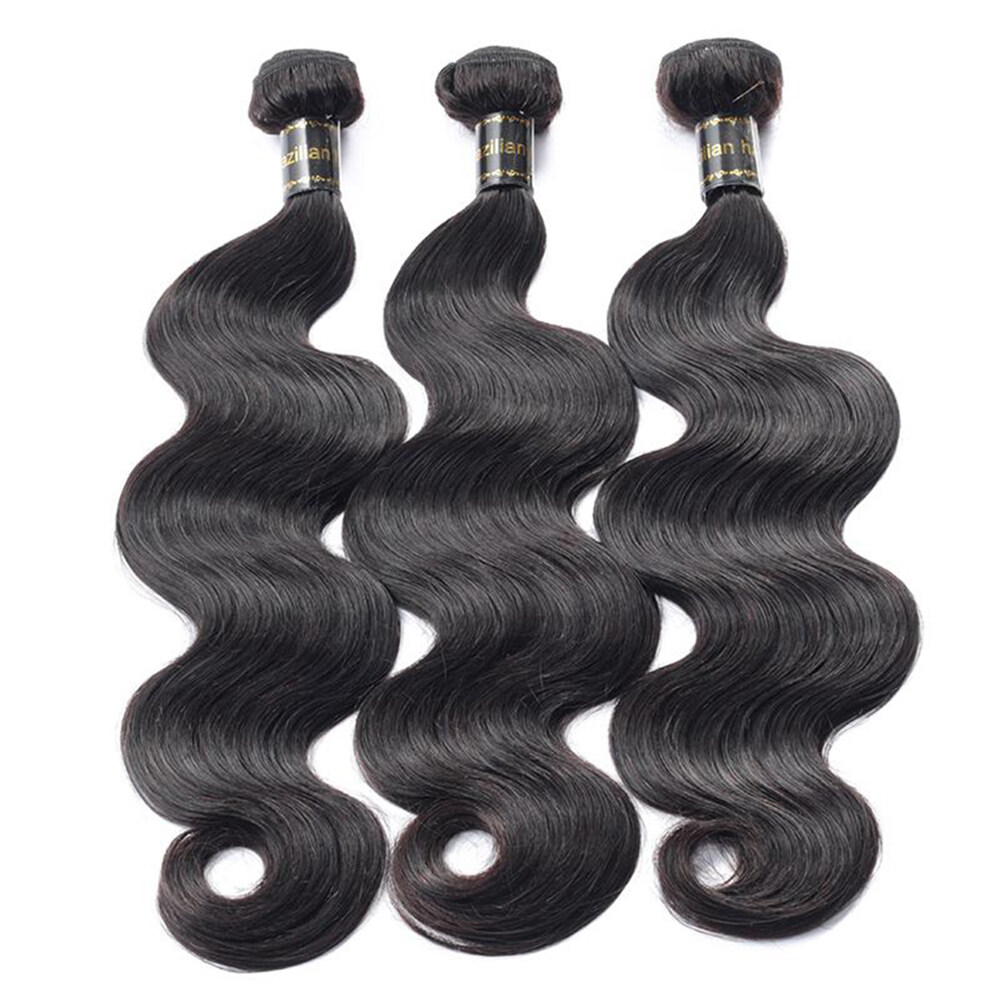 Body Wave Hair Extensions 3 Bundles 100 Remy Human Hair Weave