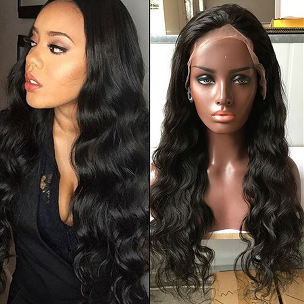 Glamorous Remi Staight Human Hair Wigs 130 And 150