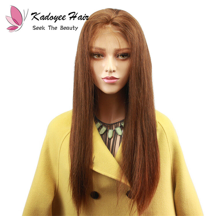 8 Inch Lace Front Wigs