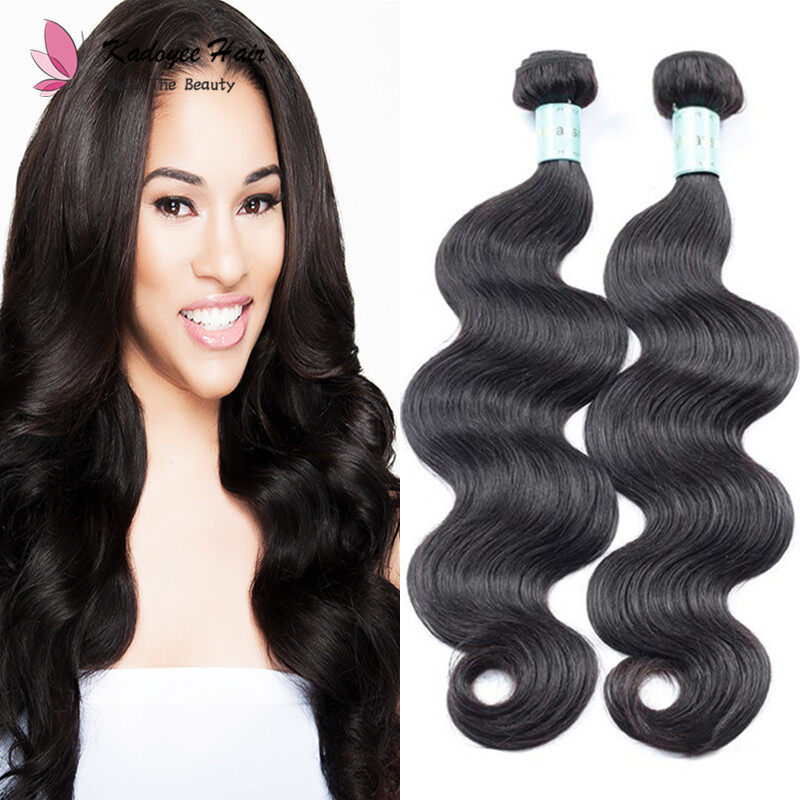 Malaysian Body Wave Hair Extensions 100gbundle Unprocessed Virgin