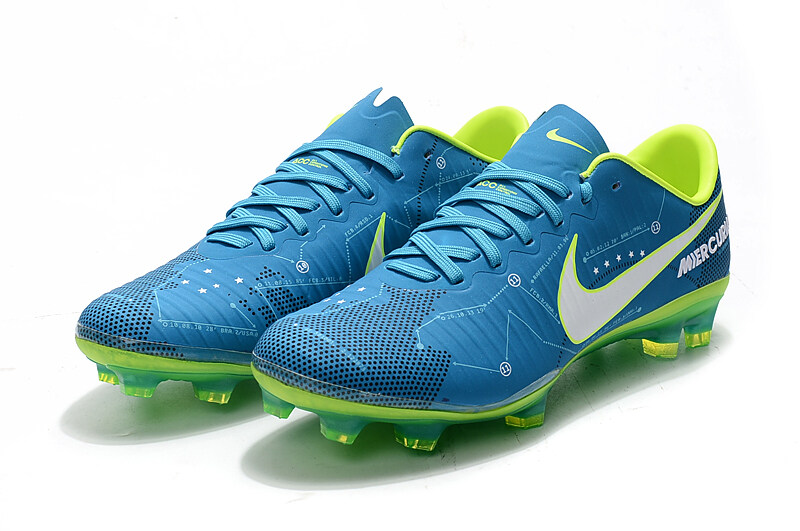 Nike Mercurial Vapor XI FG: The Nike Mercurial Vapor XI Neymar FG depicts Neymar  Jr's rise to greatness and his career written in the stars. This soccer ...