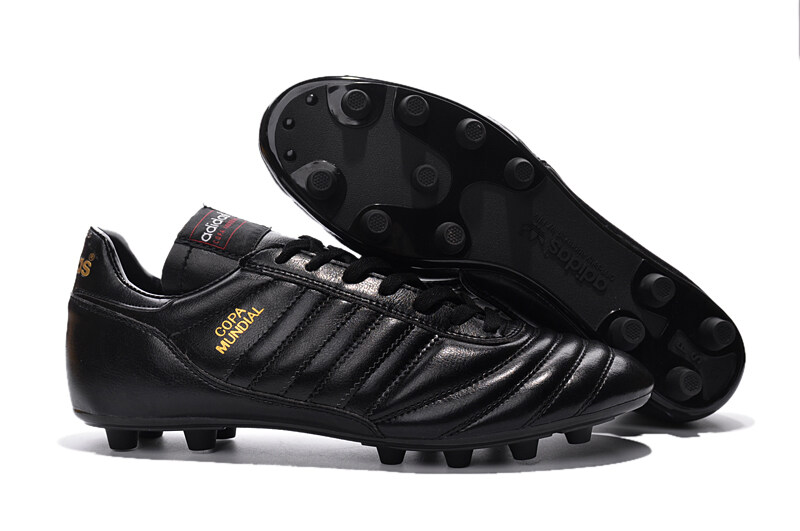 Cheap adidas Copa Mundial FG Black White Made in Germany