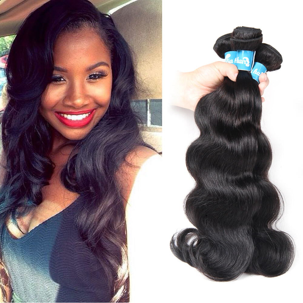 Brazilian Body Wave Weaves Hair Virgin Hair 3 Bundles Hair Deals