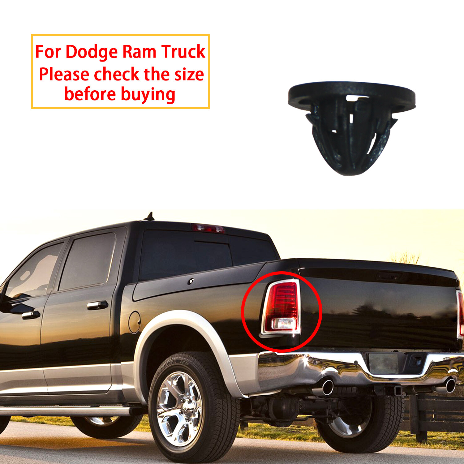 Cheap Auto Parts Online For Bumper Retainer Clip From Medoon