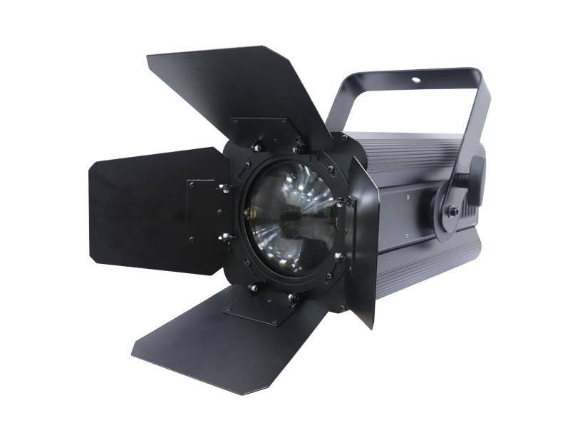 Fresnel LED Spotlight   Stage Fresnel LED Spotlight   200W Fresnel LED Spotlight